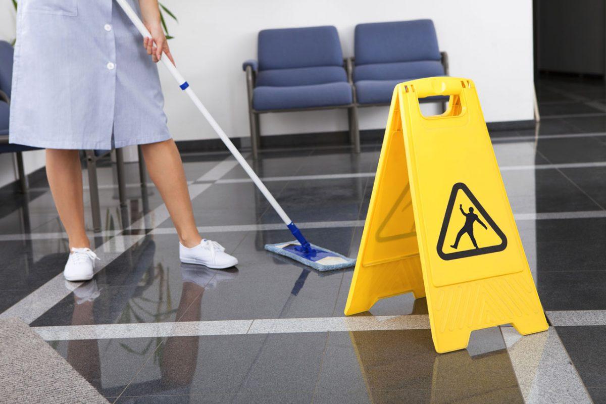 Tile floors, & keeping them clean 1