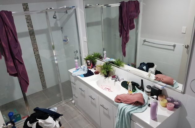Bathroom Before Picture