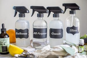 Cleaning solutions You Can Make Yourself 2