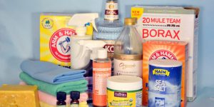 Cleaning solutions You Can Make Yourself 1