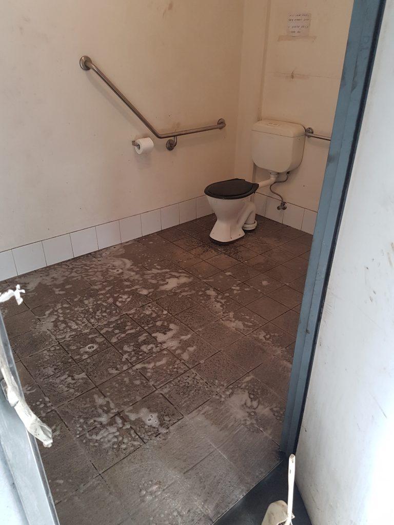 The Toilets that got forgotten 2
