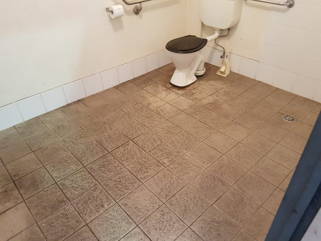 The Toilets that got forgotten 69