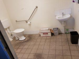 The Toilets that got forgotten 74