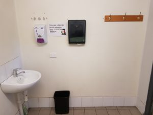 The Toilets that got forgotten 72