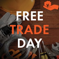 The Redgum Team, Participates in Free Trades Day 1