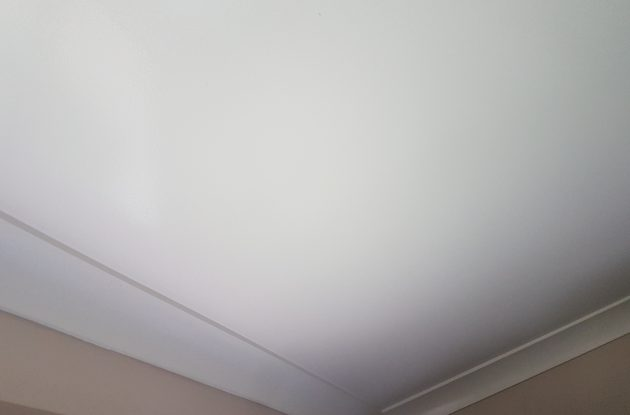 Ceiling After Picture
