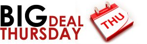 RED HOT THURSDAY SPECIAL DEAL! 2