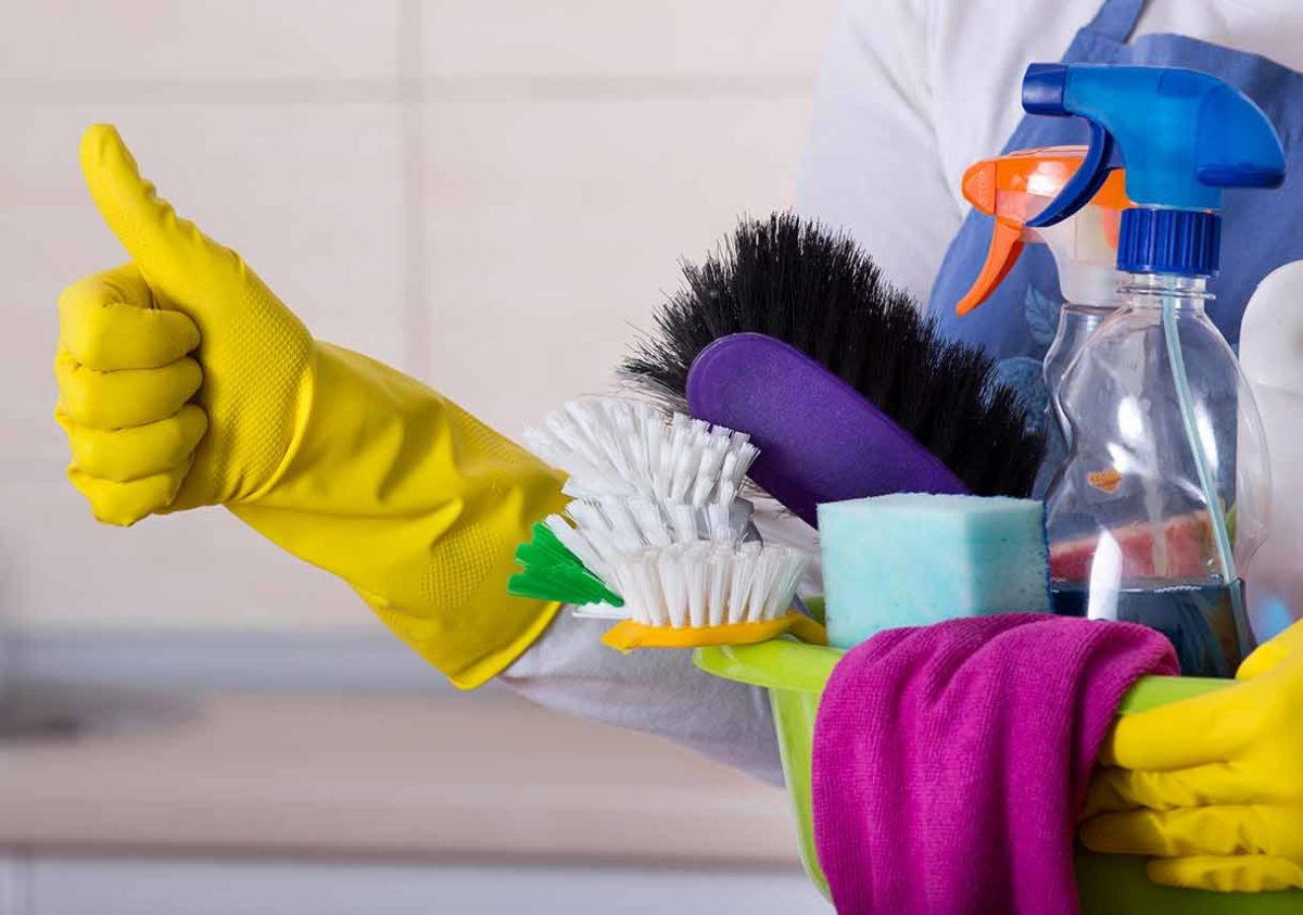 Top 8 Things NOT to do, When Cleaning your Home 1